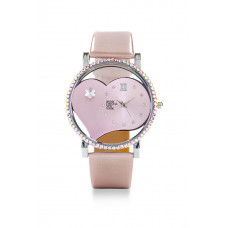 Jimmy Crystal Swarovski Watch WJ662 PINK