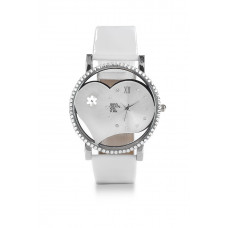 Jimmy Crystal Swarovski Watch WJ662 WHITE